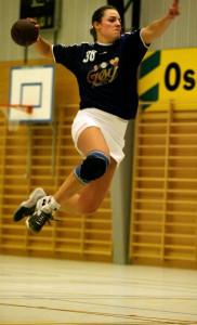 Ann Kristin Åstrøm fra Aftenpostens artikkel i 2003 Foto: Ørn Borgen