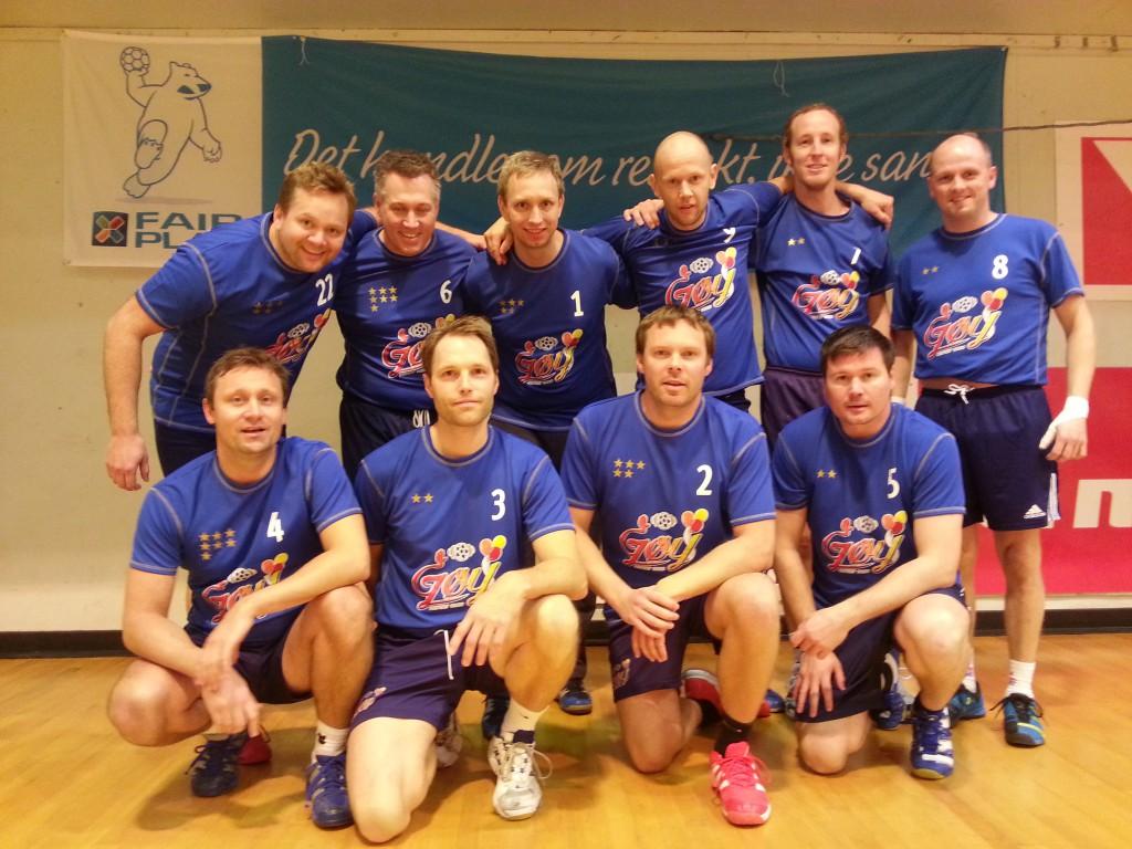 Veteran NM Gøy 2012